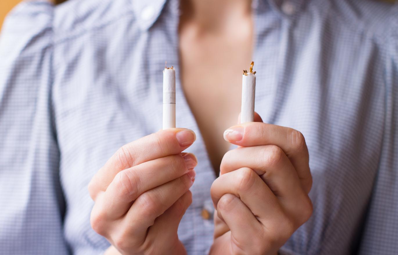 1 Milyon Çalışan Kadın Pasif Sigara İçicisi