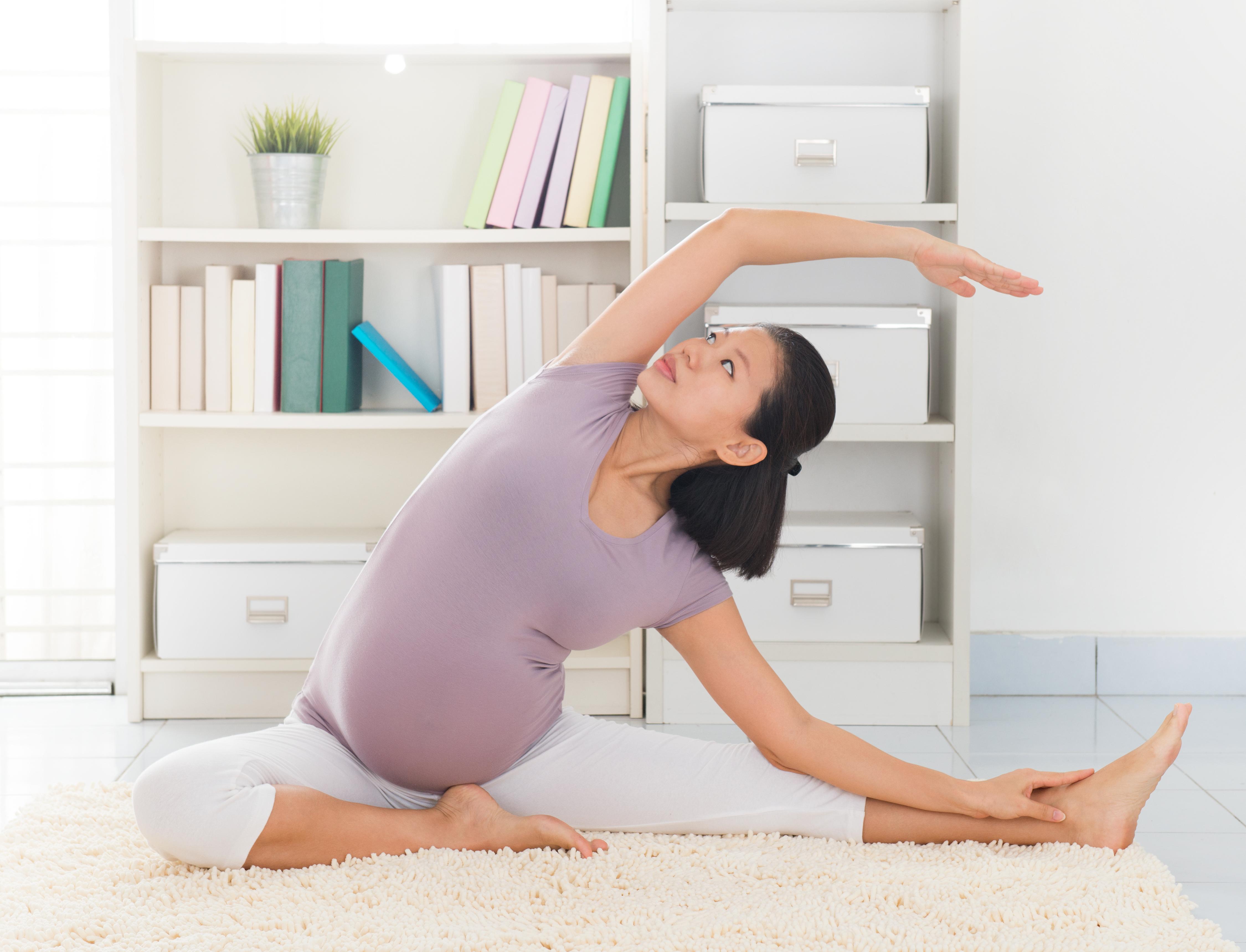Anneler İçin Egzersiz 2. Seviye Dersleri