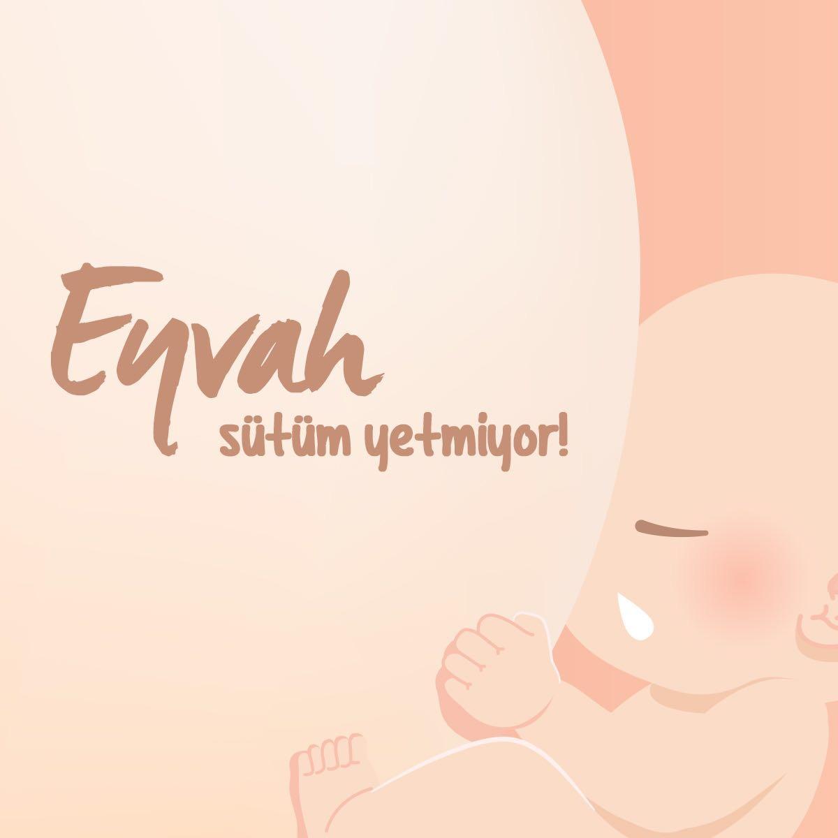 Eyvah! Sütüm Bebeğime Yetmiyor