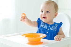 Bebeğim Ek Gıdaya Geçmeye Hazır mı?