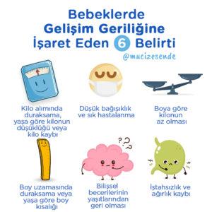 Bebeklerde Gelişim Geriliği İçin Dikkat Etmeniz Gereken 6 İşaret